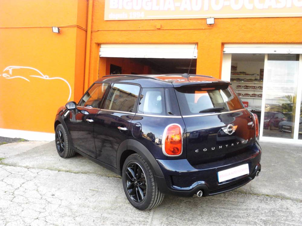 mini mini countryman cooper sd fulls options nos occasions v hicules en corse vente occasion bastia. Black Bedroom Furniture Sets. Home Design Ideas