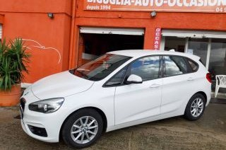 bmw 214 tourer active 1.5 d 92cv
